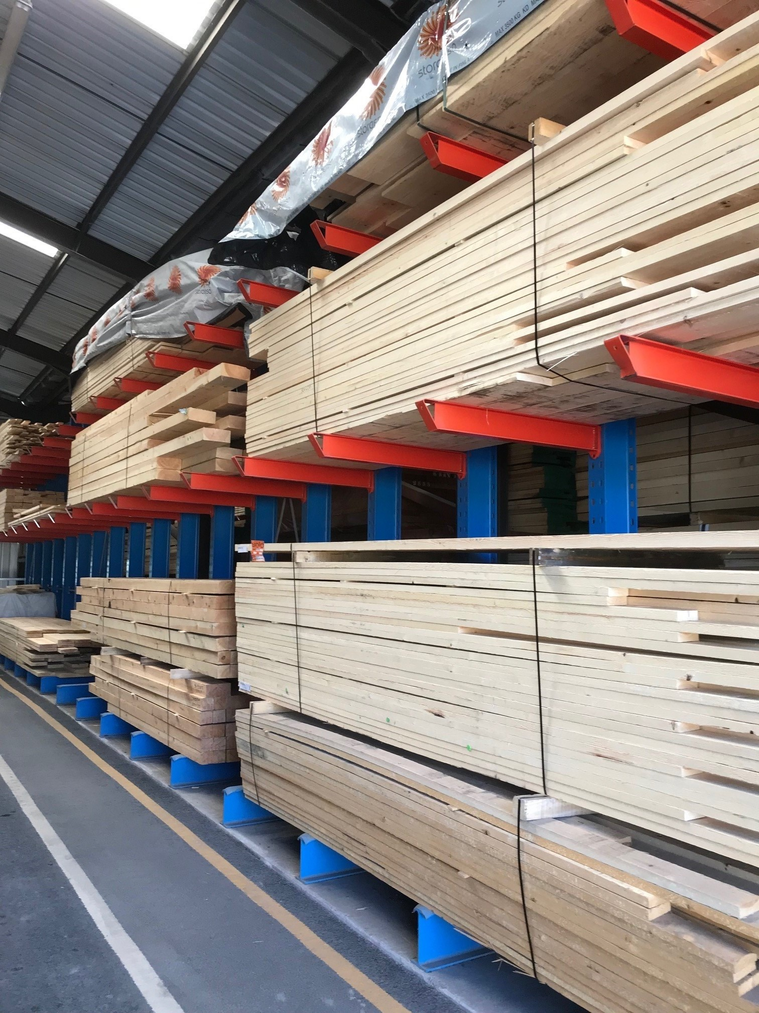 European Softwoods - Palmer Timber